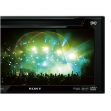 "DVD Player Automotivo Double DIN c/ Bluetooth e Tela 6,1"" - SONY XAV-W64BT"